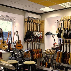 Музыкальные магазины Павловки