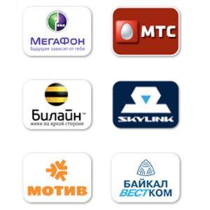 Операторы сотовой связи Павловки