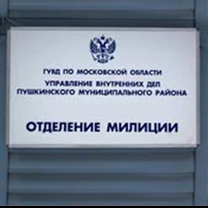 Отделения полиции Павловки