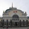 Железнодорожные вокзалы в Павловке