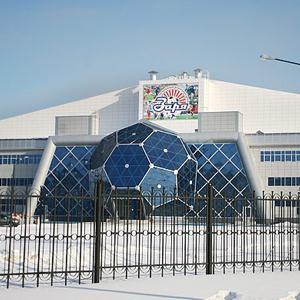 Спортивные комплексы Павловки