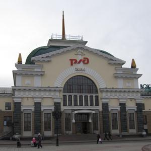 Железнодорожные вокзалы Павловки